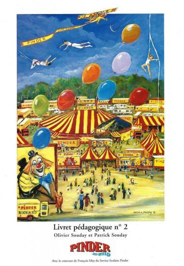 Livret Pédagogique sur le Cirque